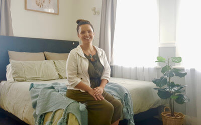 Introducing Waihi Lifecare Birthing Centre manager Margaret Hansson