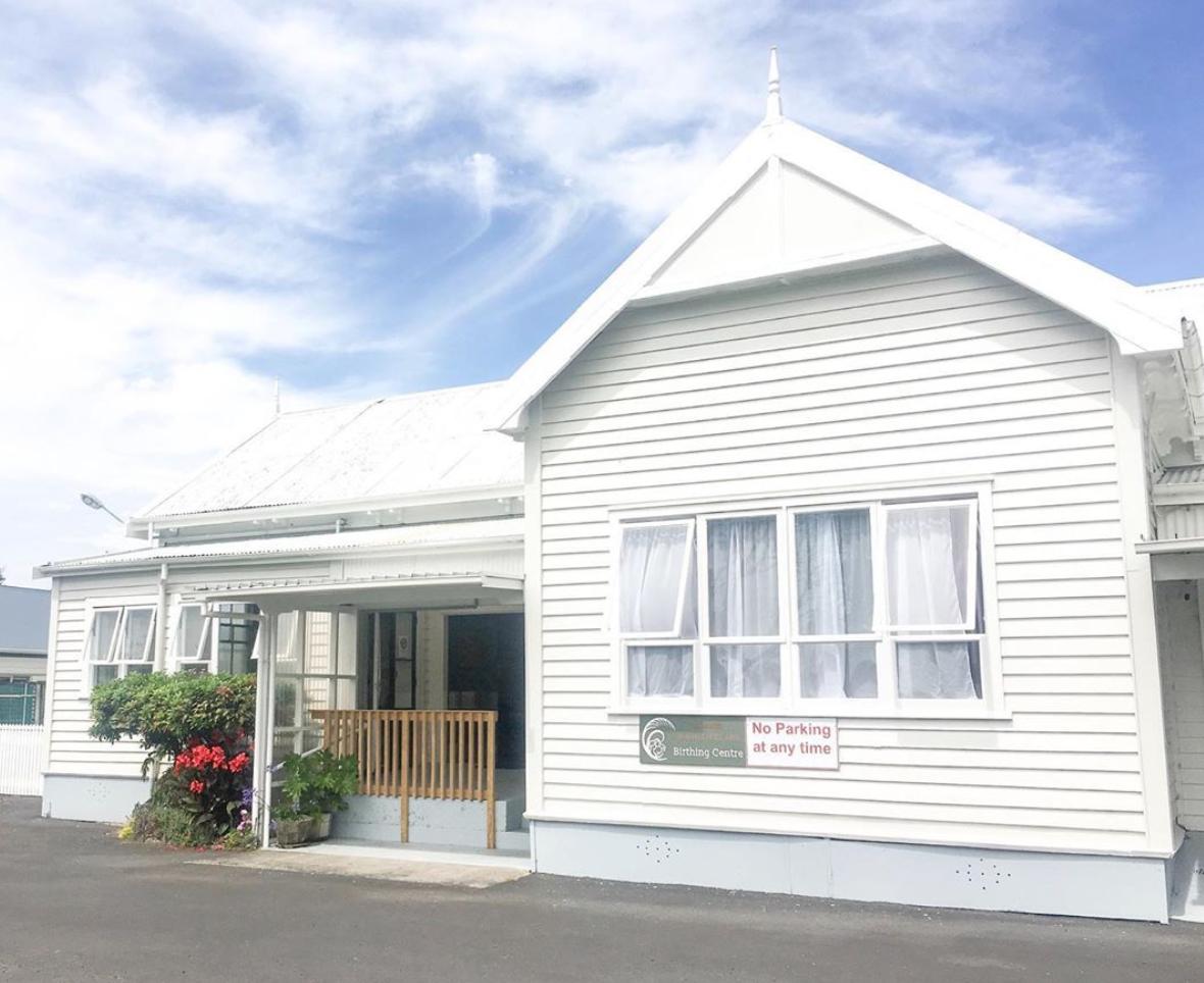 Waihi Birthing Centre Logo